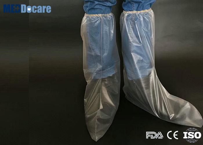 500 x monouso soprascarpe Scarpa copre Blu Protettivo pulizia Catering Lab
